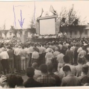 1963 год. Валентина Терешкова в Торренсе.