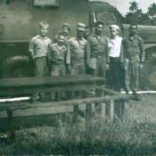 Передача кубинцам военной техники, радиостанция Р-140