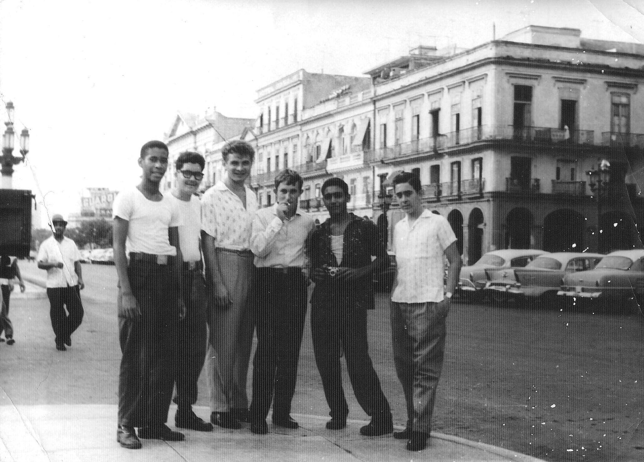 1963 год. Торренс. Полк связи. Фотографии Евгения Михайловича Варфоломеева