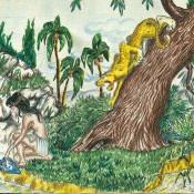 Из жизни индейцев, лист 3