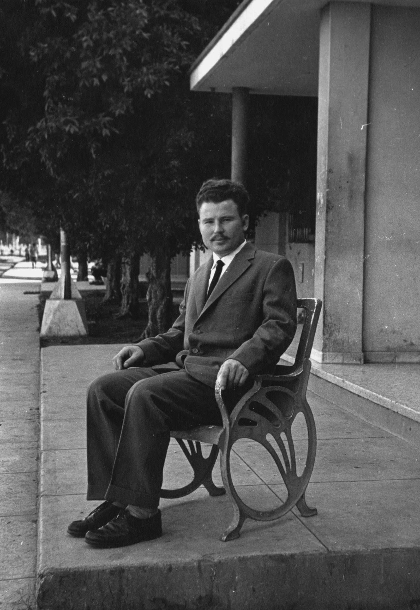 1963. В Торренсе, фото 3