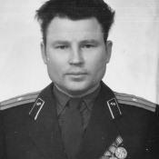 Июль 1962. Сафронов Семен Михайлович. Перед отправкой на Кубу.