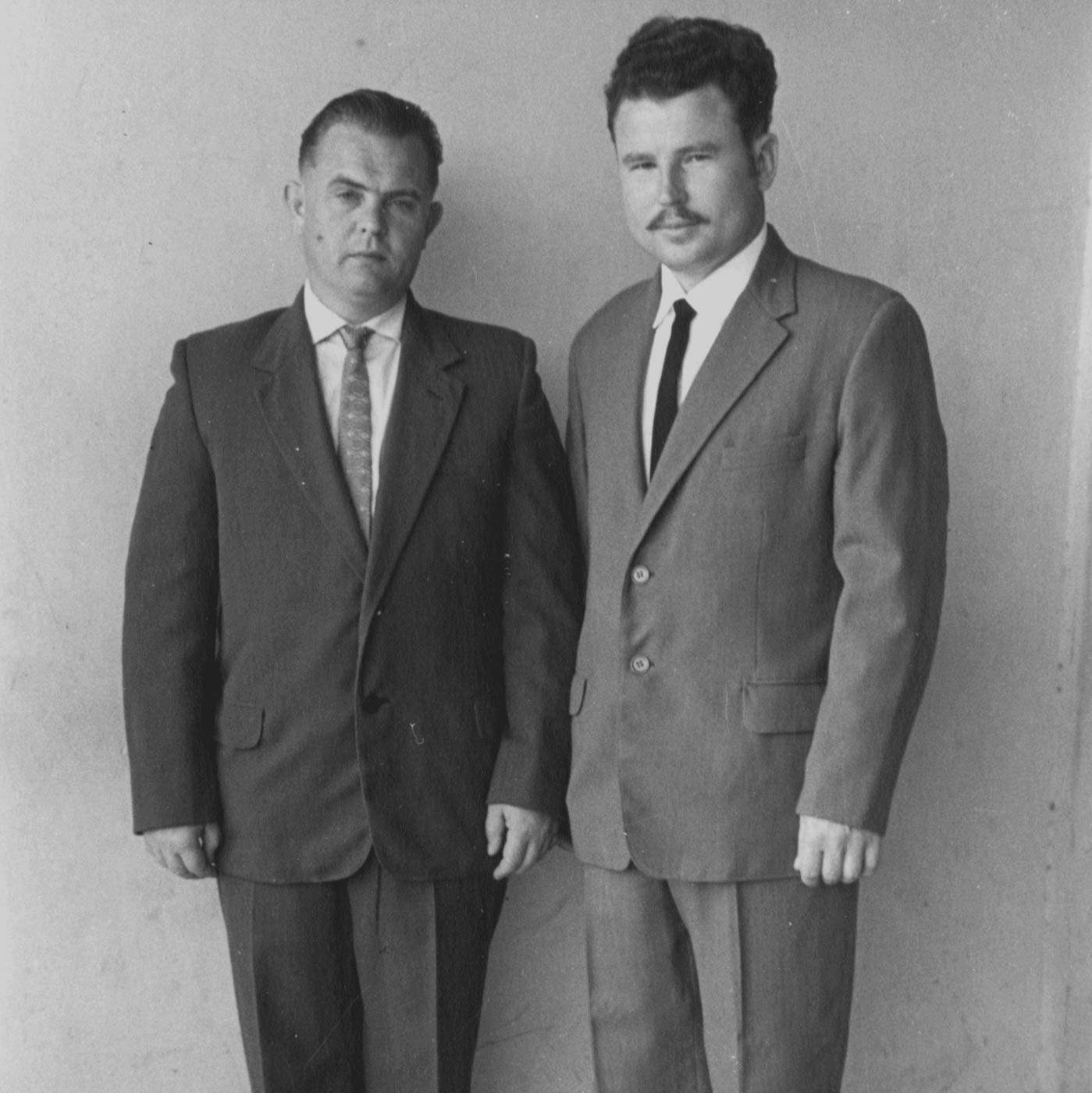 1963. В Торренсе, фото 1
