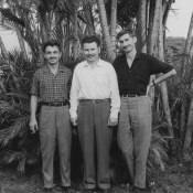 1963. В Торренсе, коллективное фото 2