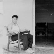 1964. В Новой Деревне