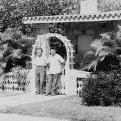 74. Февраль 1964. На Винцианском(?) пляже, фото 1