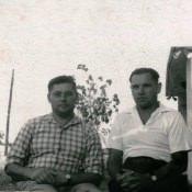 В Сан-Хосе (деревне), апрель 1963, фото 3