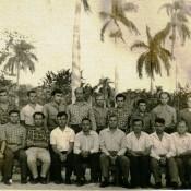 Командный состав, 1963