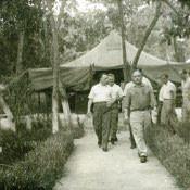 Визит в часть А.А. Епишева, август 1963