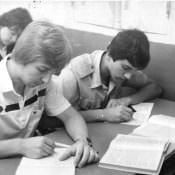 1986 год, урок истории