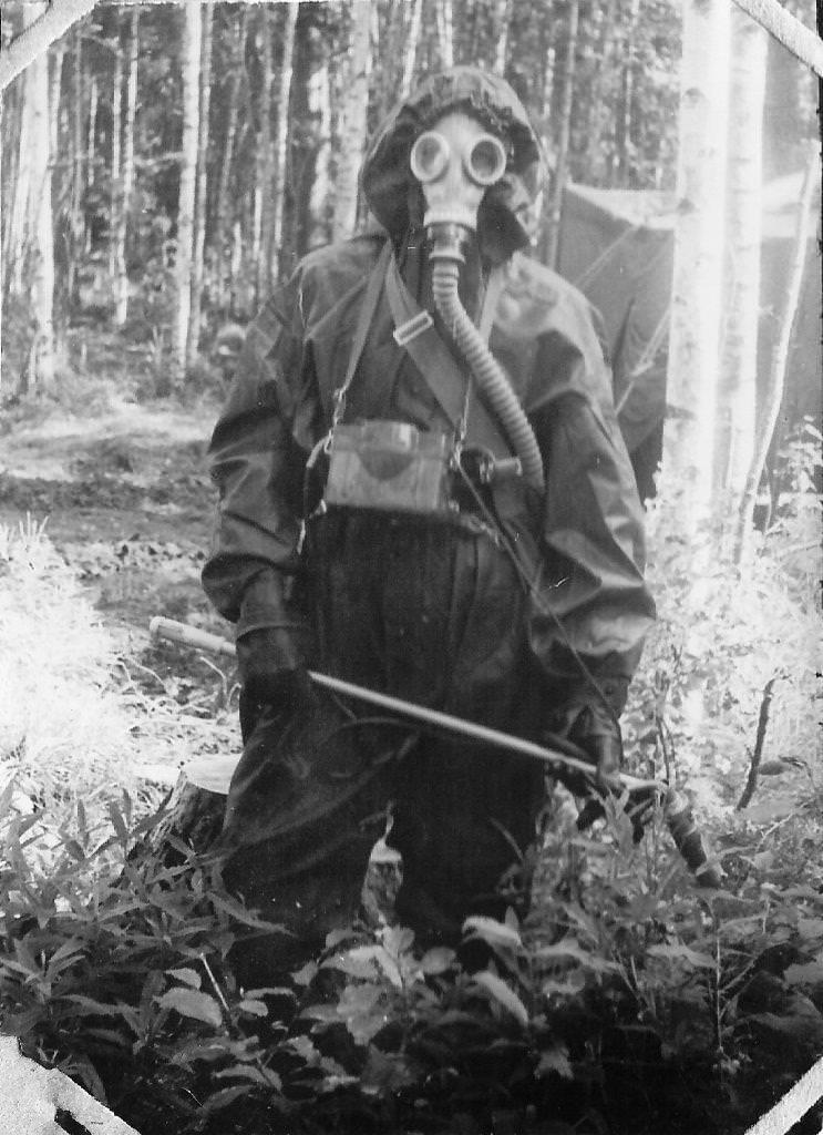Семенов Николай. На учениях была совсем другая жизнь (разведрота, 1974-1976)