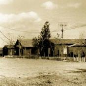 Сборно-щитовые домики для проживания личного состава в поселке Лимонар