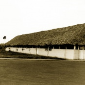 Столовая в гарнизоне Лимонар
