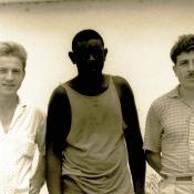 С кубинцем