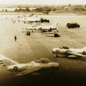 56. Военно-воздушная база ВВС Кубы Сан-Антонио-де-лос-Баньос