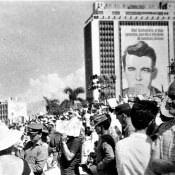 Площадь Независимости, выступление Фиделя Кастро, фото 1