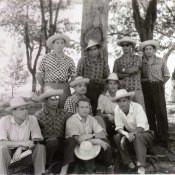 Один из моих первых снимков на кубинской земле. Октябрь 1962 года. База «Гранма».