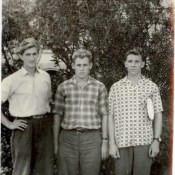 Поездка с солдатами «за одеждой» в октябре 1962 г.