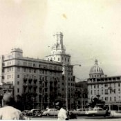 56. Гостиница «Националь». Апрель 1963 г.