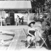 1963-1964. Около бассейна «Чайка», фото 2