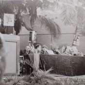 1962-11-06. На совещании, посвященном 45 летию Октябрьской революции.