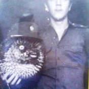 1978-1979. На касе Старшего, рыба-шар