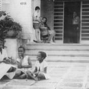 1967-1969. Дом в районе Коли