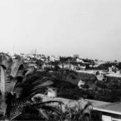 1967-1969. Панорама 7 (в сторону центра, виден памятник Хосе Марти на площади Революции)