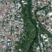 Район Коли на картах Гуггл