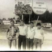 248. 1982-1984. На пляже Санта-Мария