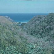 1967. Долина Юмури, вид с моста Бакунаягуа