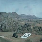 1968. Портрет Че Гевары в Виньялесе