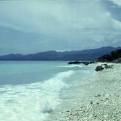 1974. Пляж Анкон возле города Тринидад