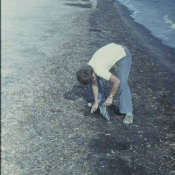 1975. Пляж Бибихагуа, остров Хувентуд (Пинос)