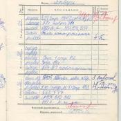 1973-1974. 6 класс. Январь