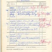 1973-1974. 6 класс. Февраль