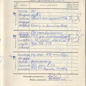 055. 1974-1975. 7 класс. Февраль-март