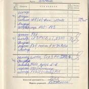 057. 1974-1975. 7 класс. Апрель