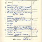 109. 1975-1976. 8 класс. Февраль