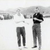Парень в черной рубашке, Николай Силенок, мой друг, Лимонар, 1963