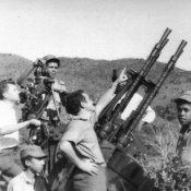 На границе внешней охраны полка. Общение с кубинскими военнослужащими