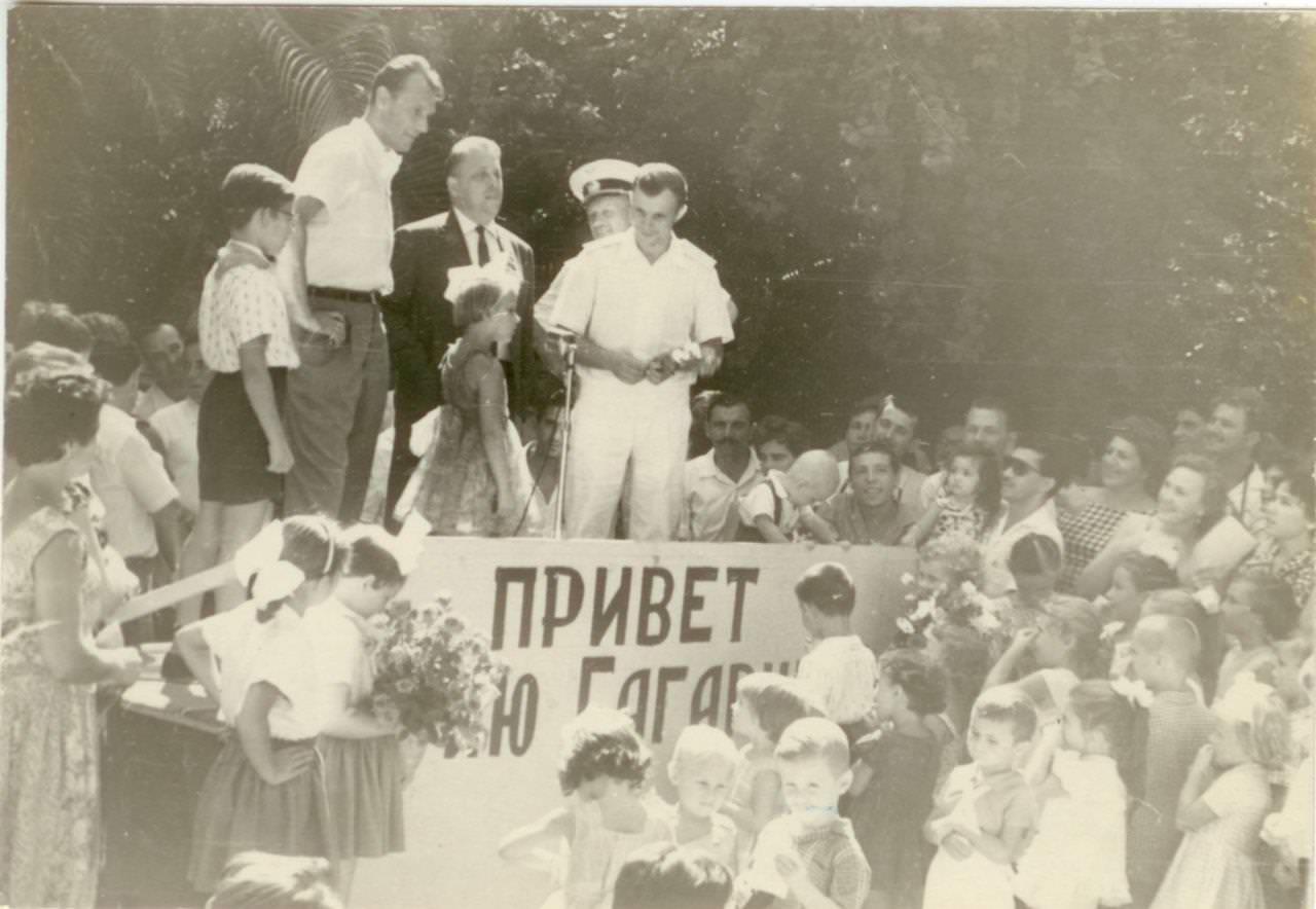 Саратовский сельскохозяйственный десант 1961-1962