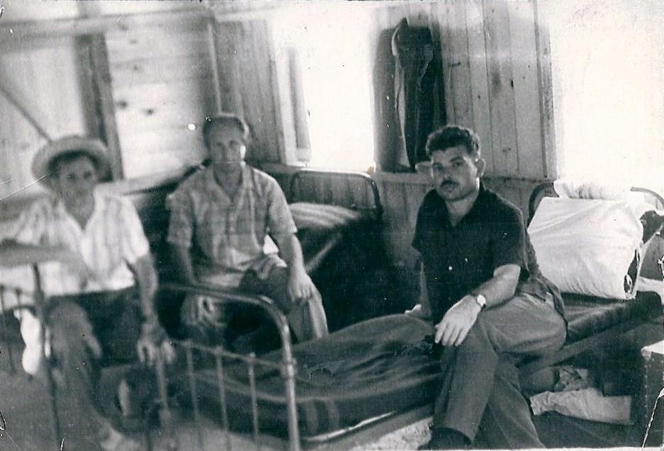 """Чигоев Шамиль Арсенович (сентябрь 1962 – сентябрь 1963): """"В самые тяжелые дни для замечательного кубинского народа я был с ним""""."""