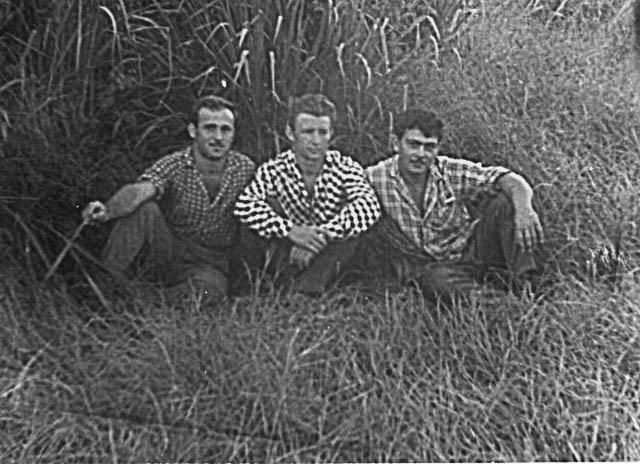"""Мазаненко Владимир Иосифович (сентябрь 1962 – декабрь 1963): """"Всю серьезность ситуации мы тогда не осознавали""""."""