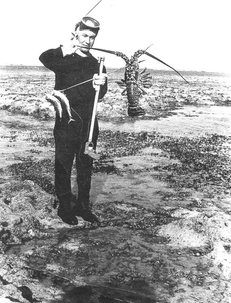 "Ряпенко Алексей Артемович (август 1962 – июль 1964): ""Цель №33 уничтожена!"""