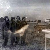 На танковых учениях
