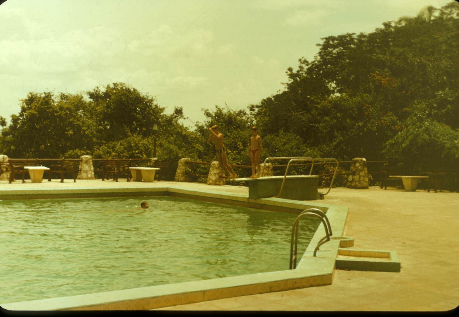 1988. Mirador de Mayabe, окрестности Ольгина, фото 1