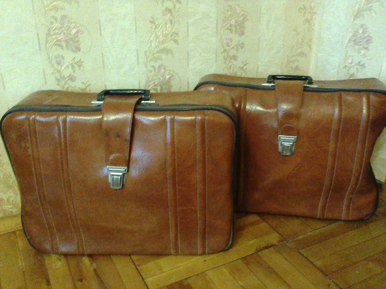 Два дембельских чемодана