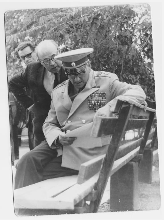12-18.11.1969. Солдатов И.И. и А. Гречко