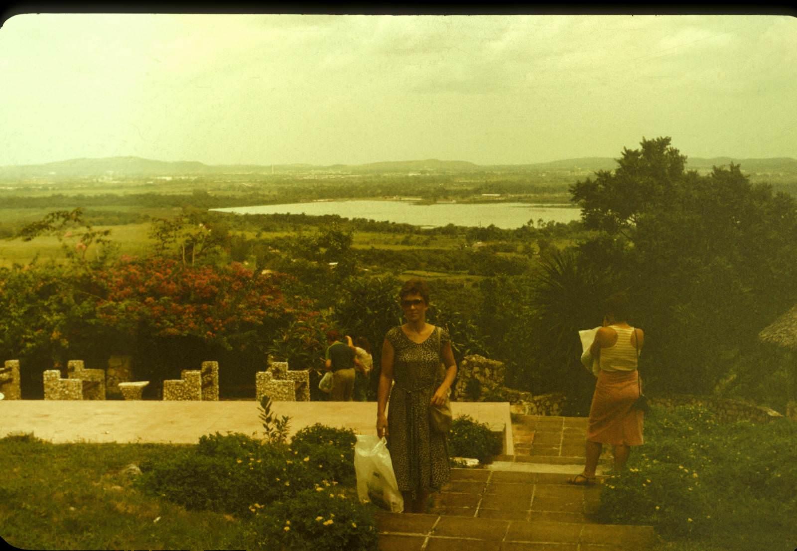 1988. Mirador de Mayabe, окрестности Ольгина, фото 4